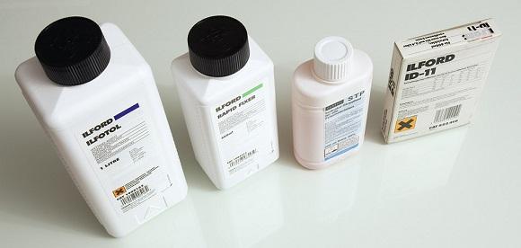 Quimicos ILFORD